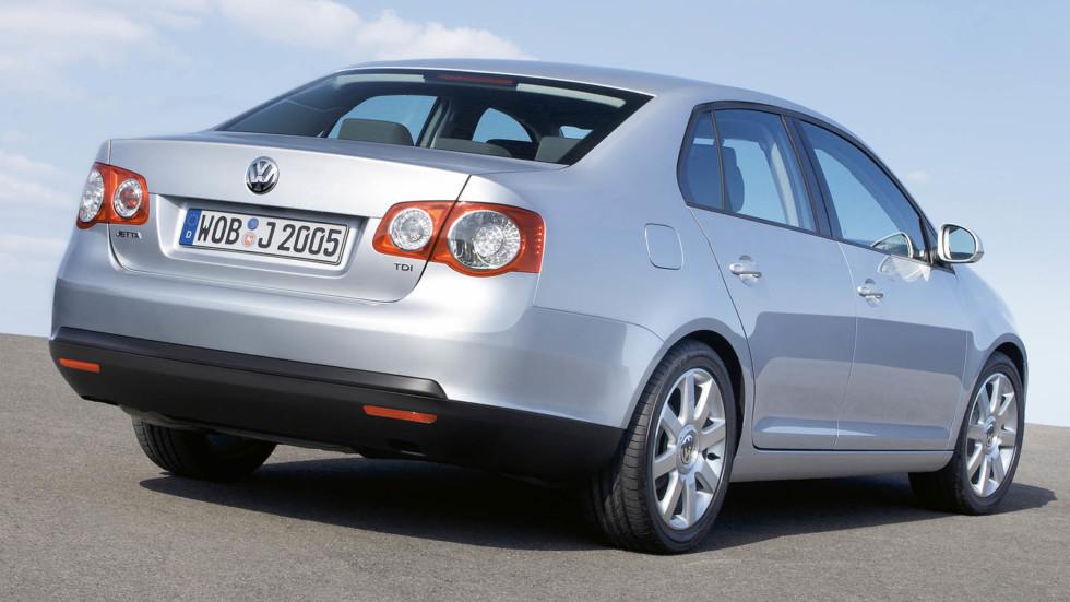 Volkswagen Jetta'2005–10
