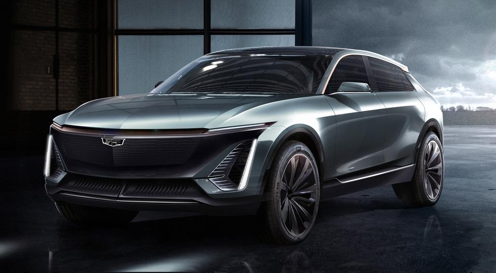 Концепт первого электрокара Cadillac