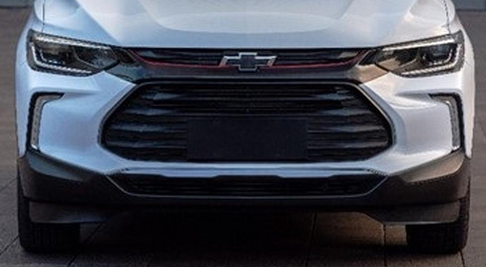 Кроссовер Chevrolet Tracker стал крупнее и обзавёлся литровым турбомотором