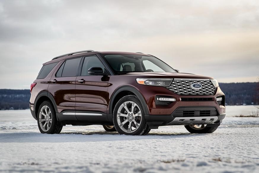 Новый Форд Explorer 2020 представлен официально
