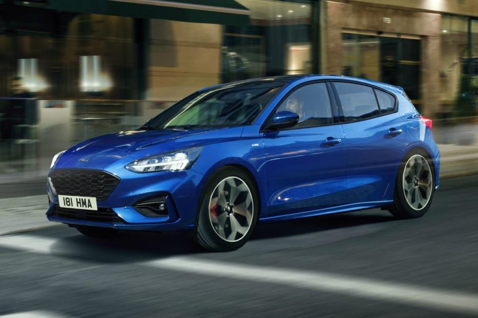 Новый Ford Focus рискует так и не добраться до России.