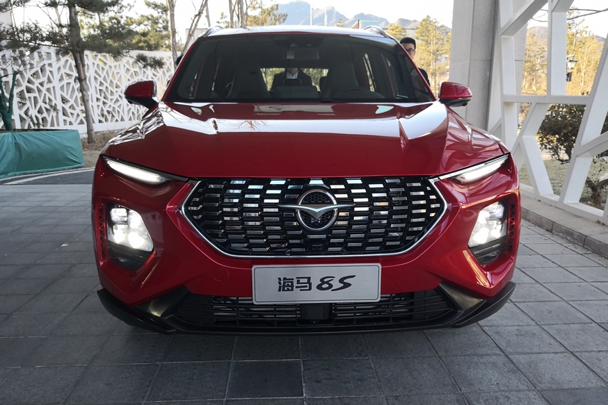 Китайский подражатель нового Hyundai Santa Fe: флагман во спасение