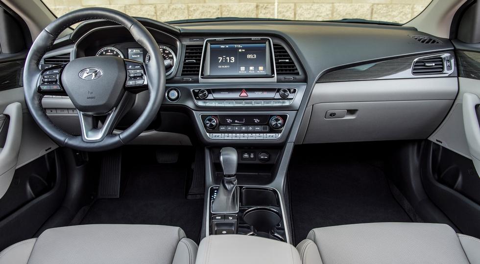 Новая Hyundai Sonata: дизайн в стиле «китайского» Santa Fe и «заряженная» версия
