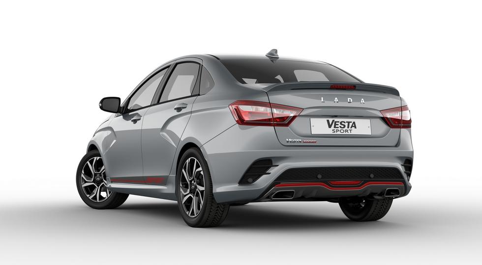 «Заряженная» Vesta Sport стала самой дорогой серийной Lada: больше миллиона рублей!