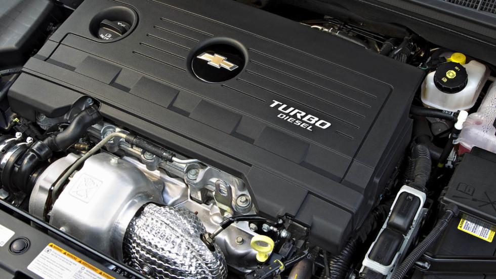 Chevrolet Orlando '2010-н.вр.