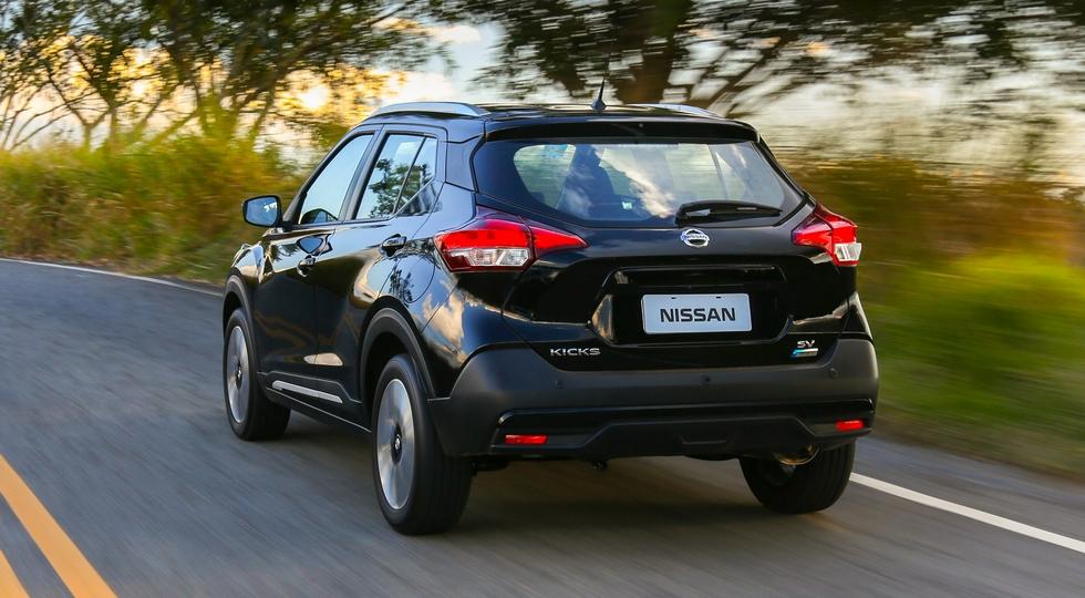 Nissan Kicks на шасси Дастера: дороже родственника, но некоторые версии дешевле Hyundai Creta