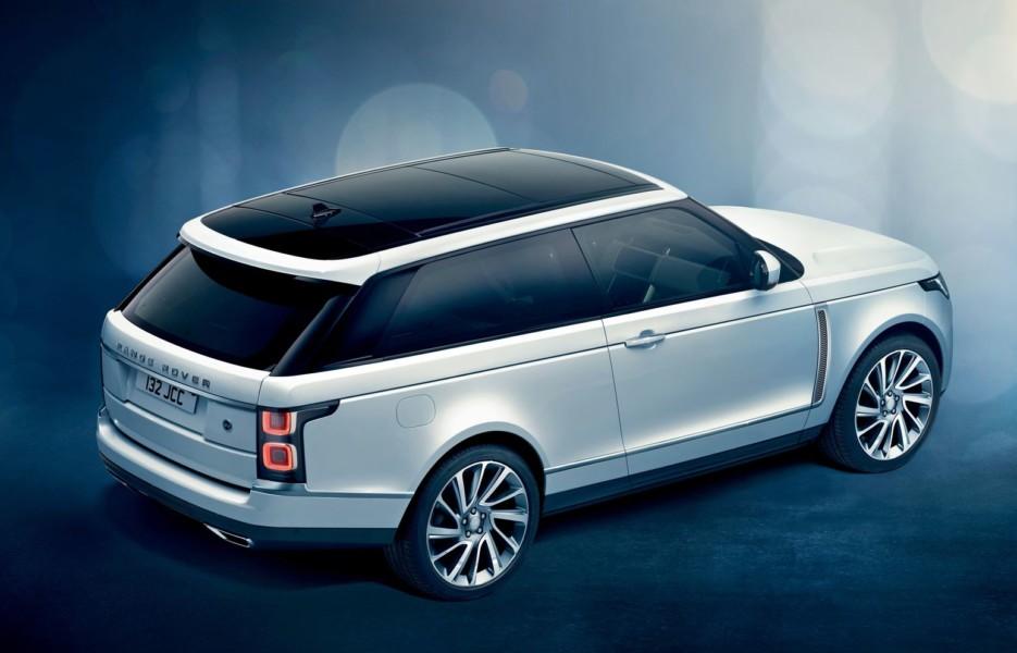 Взяли и «выпилили»: JLR отменила выпуск трёхдверного Range Rover SV Coupe