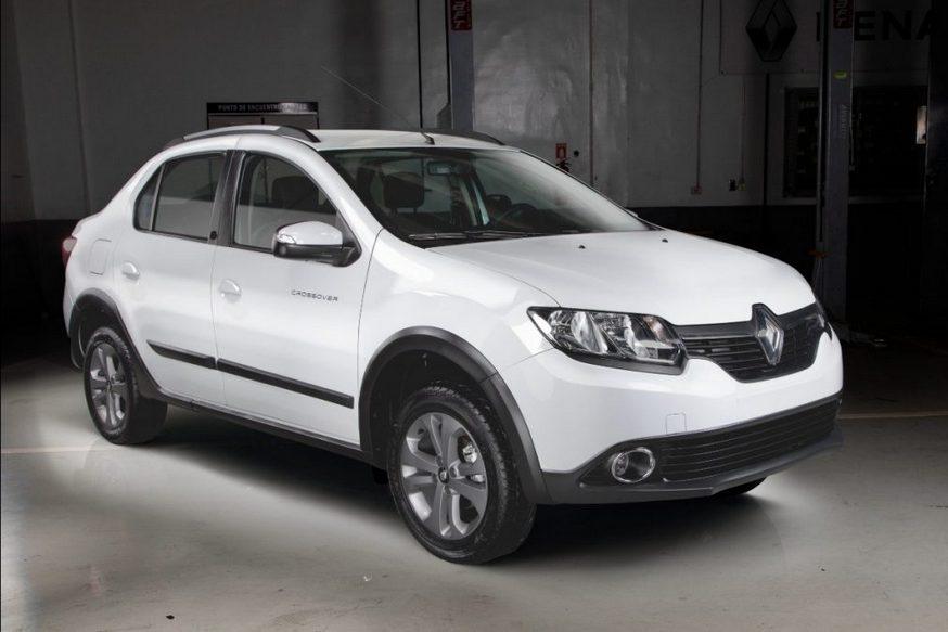 «Внедорожный» Renault Logan не для РФ: теперь Crossover, причём в старом кузове