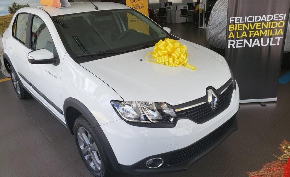 Renault Logan Crossover