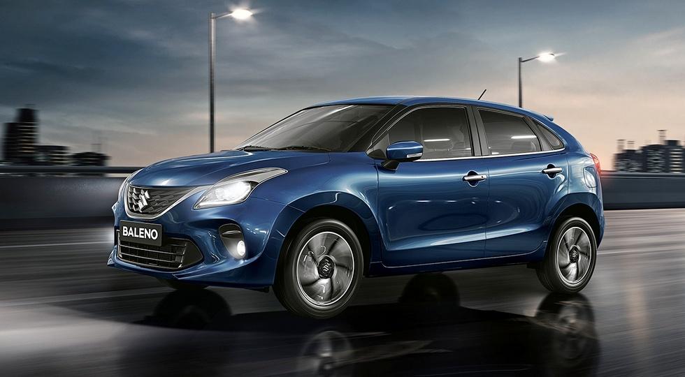 Обновленный Maruti Suzuki Baleno