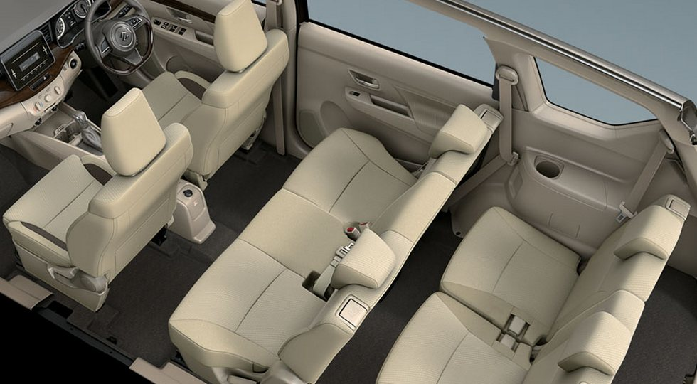Угнаться за Mitsubishi Xpander: Suzuki готовит «кроссовер» на базе новой Ertiga
