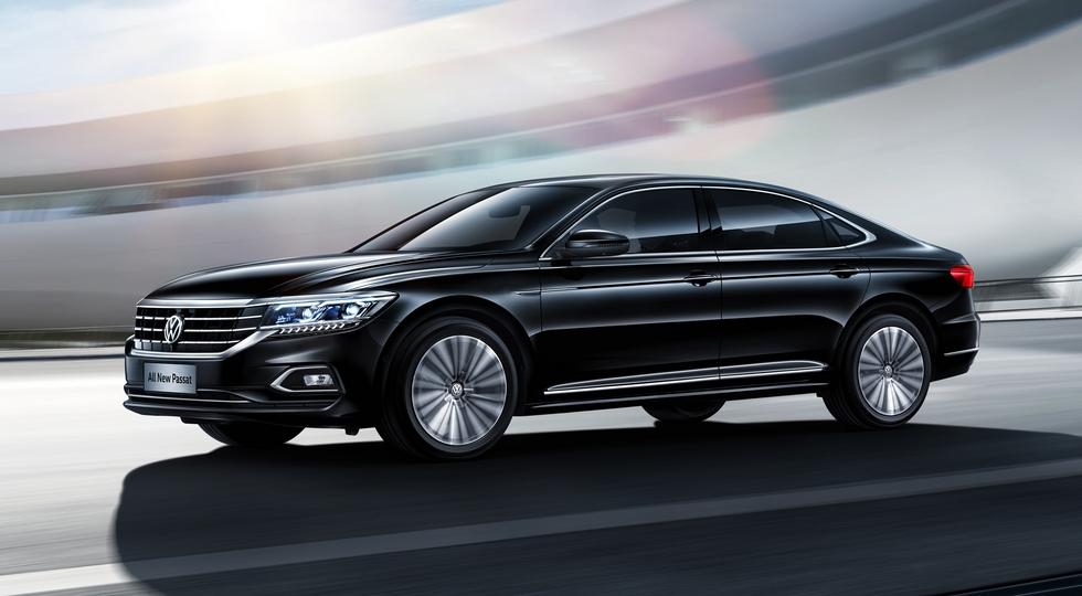 Volkswagen Passat-2020: старые платформа и мотор, дизайн – как в Китае