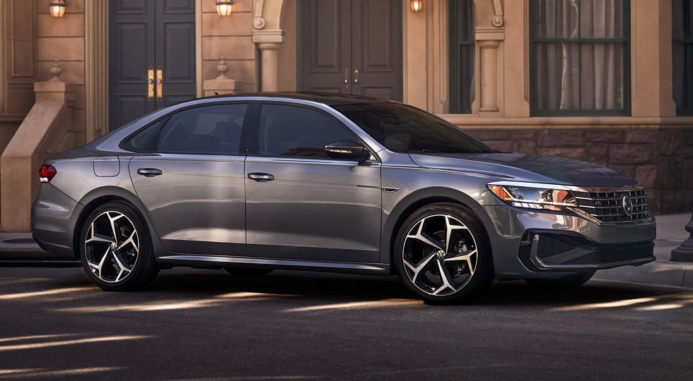Новый Volkswagen Passat для американского рынка