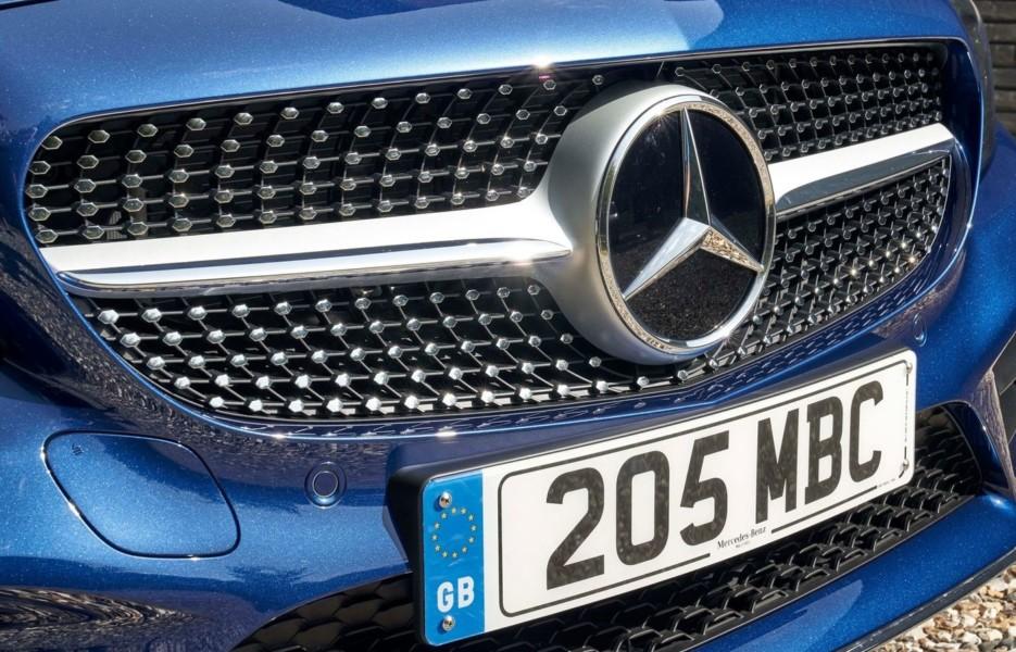 Mercedes-Benz выпустит загадочный O-Class