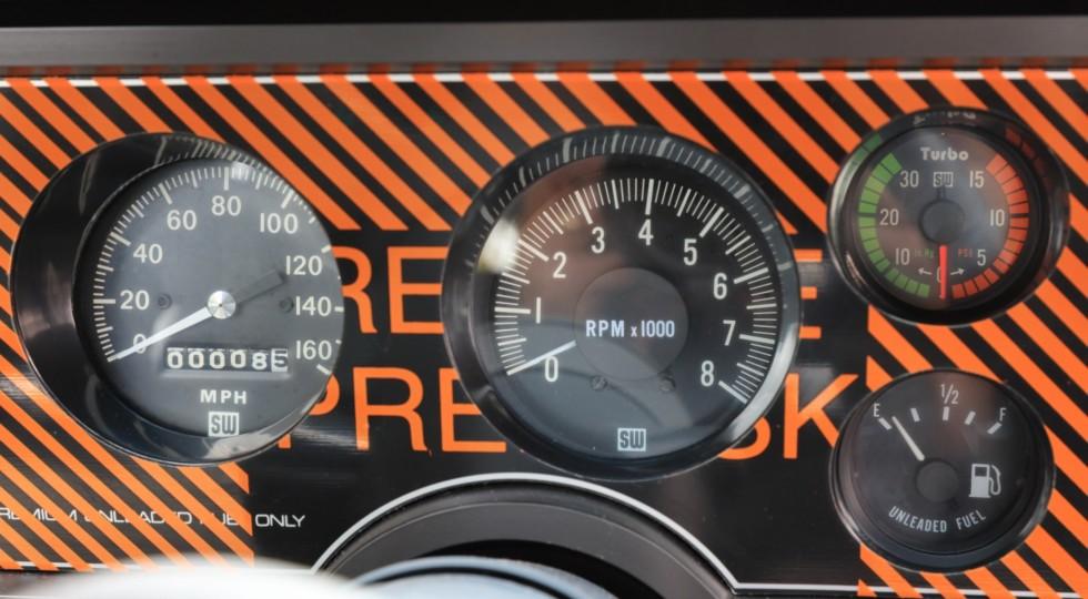 Муха не сидела! Культовый Buick GNX без пробега продадут на аукционе