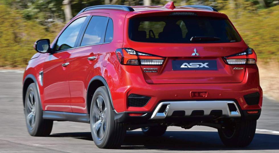 В бой идут одни старики: Mitsubishi обновила кроссовер ASX в четвёртый раз