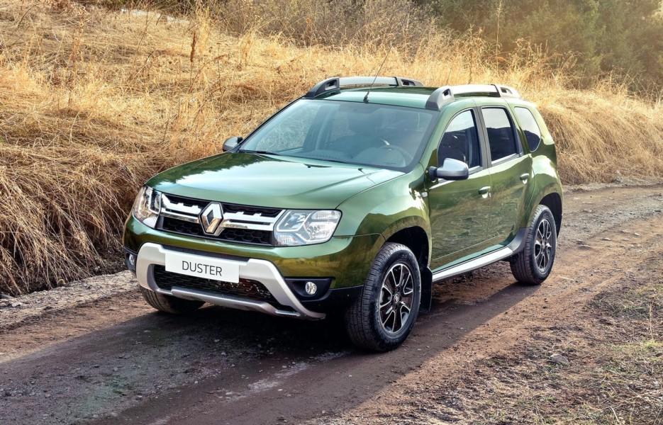 Обновлённый Renault Duster: падать, так с музыкой!