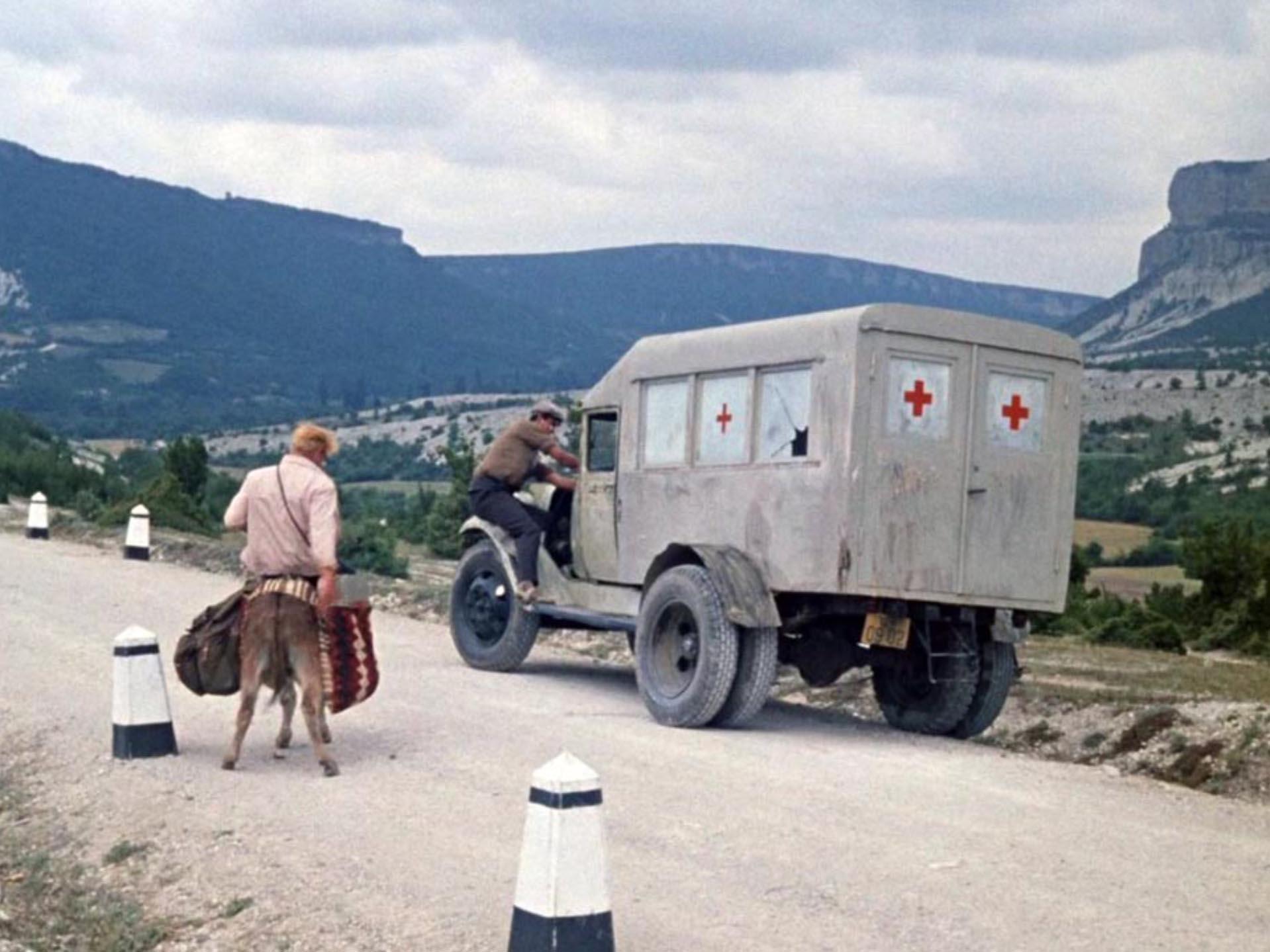 Стоп, снято: угадываем автомобили из советских кинофильмов
