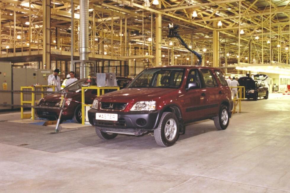 Брексит, гуд-бай! Honda закроет завод в Великобритании
