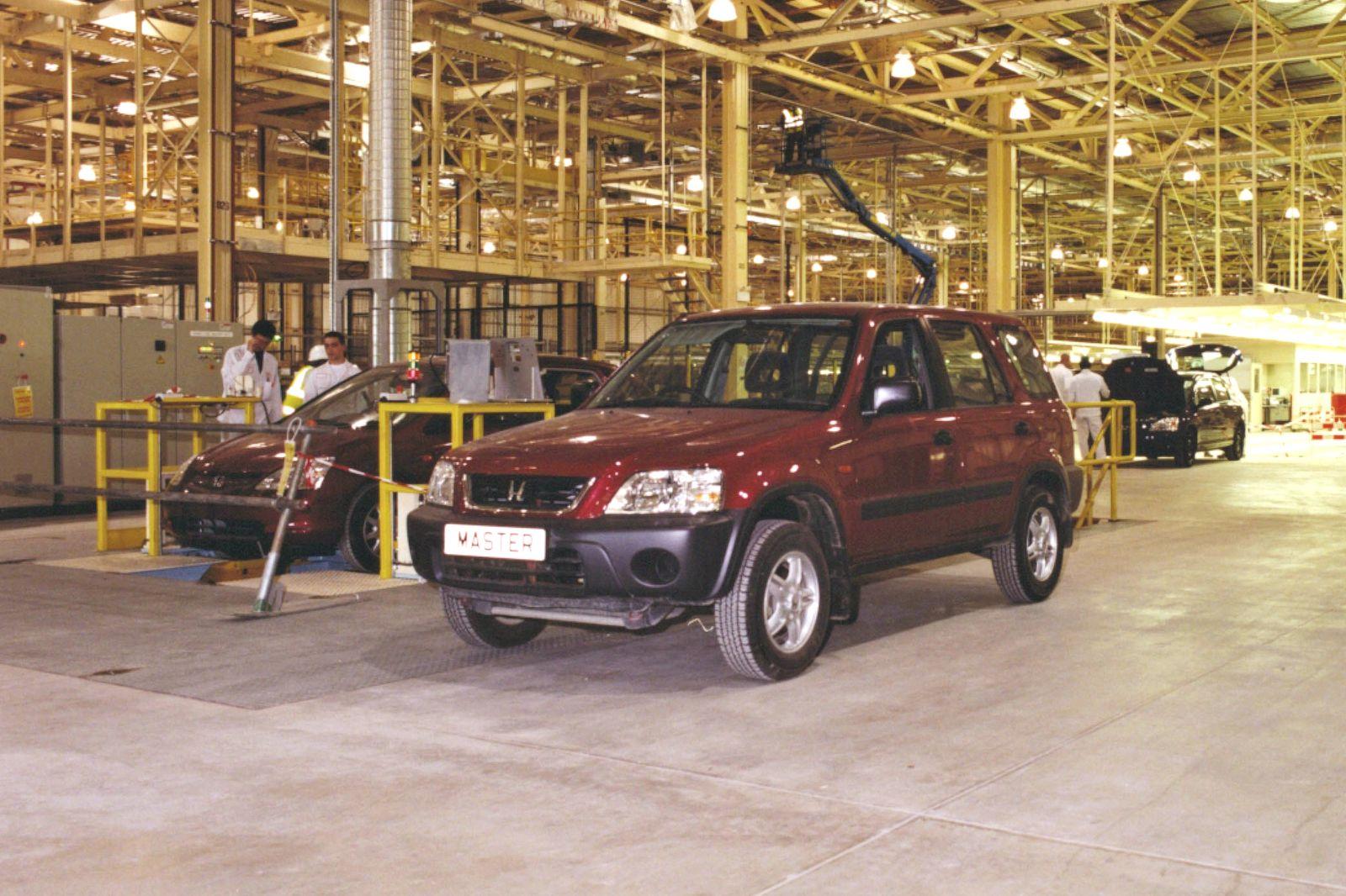 Хонда закроет собственный единственный завод в Англии