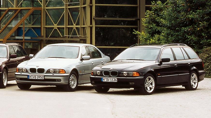 BMW 5 Series (E39) '1995–2000