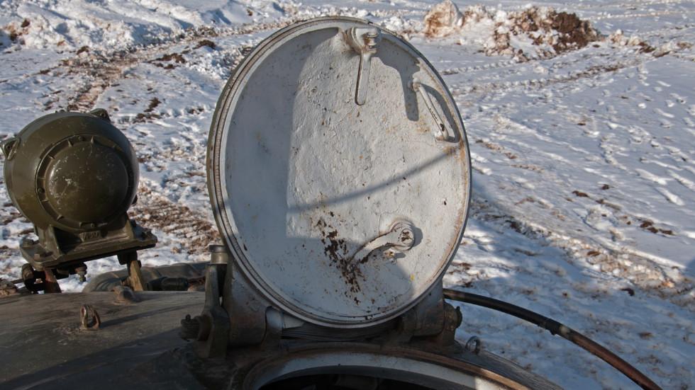 Горячая приправа холодной войны: тест-драйв танка Т-62