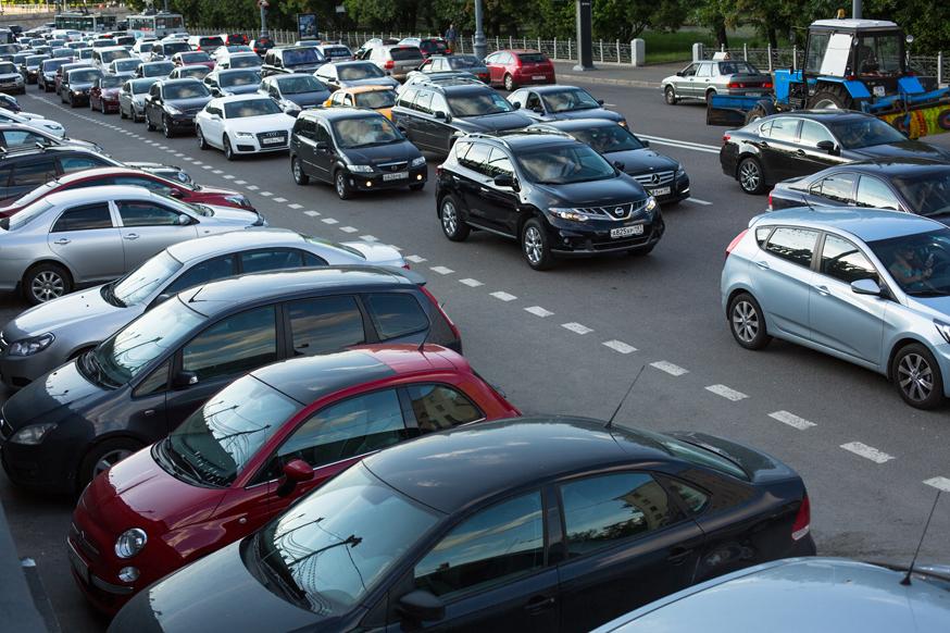 Автомобили в России официально посчитают