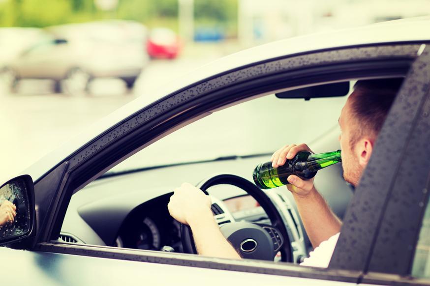 На долги пьяных водителей пришлось почти 40% от суммы просроченных штрафов ГИБДД