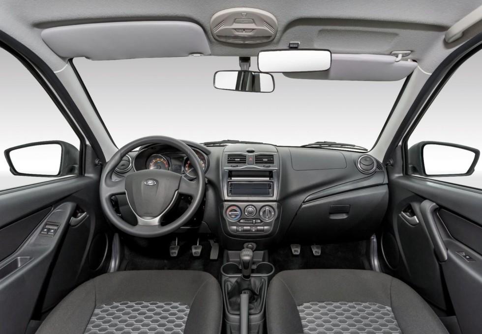 5 педалей с завода: Lada Granta получила уникальную модификацию