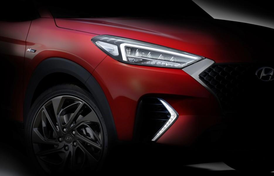 N – значит начало: Hyundai анонсировала свой первый заряженный кроссовер