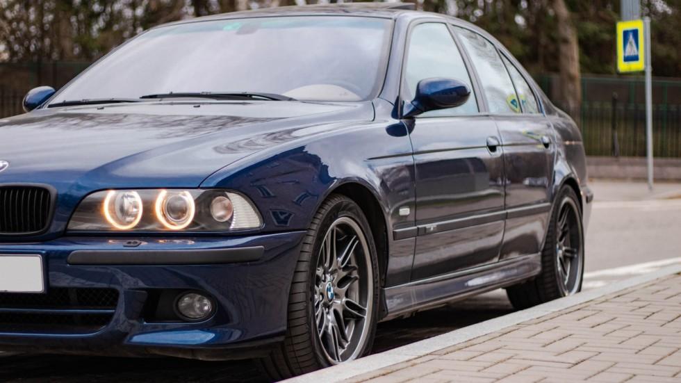 BMW 5 series E39