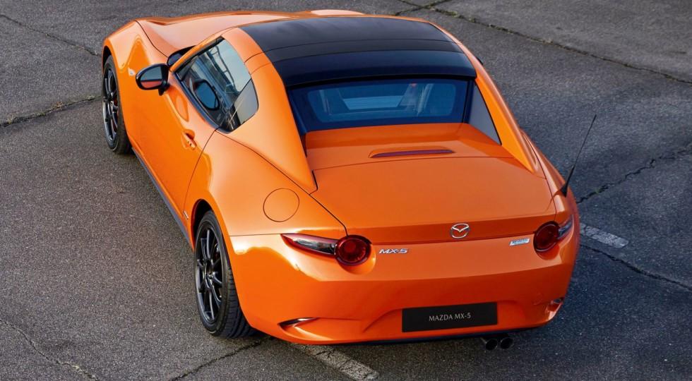 Юбилейная Mazda MX-5 намекнула, что АКП – для слабаков!