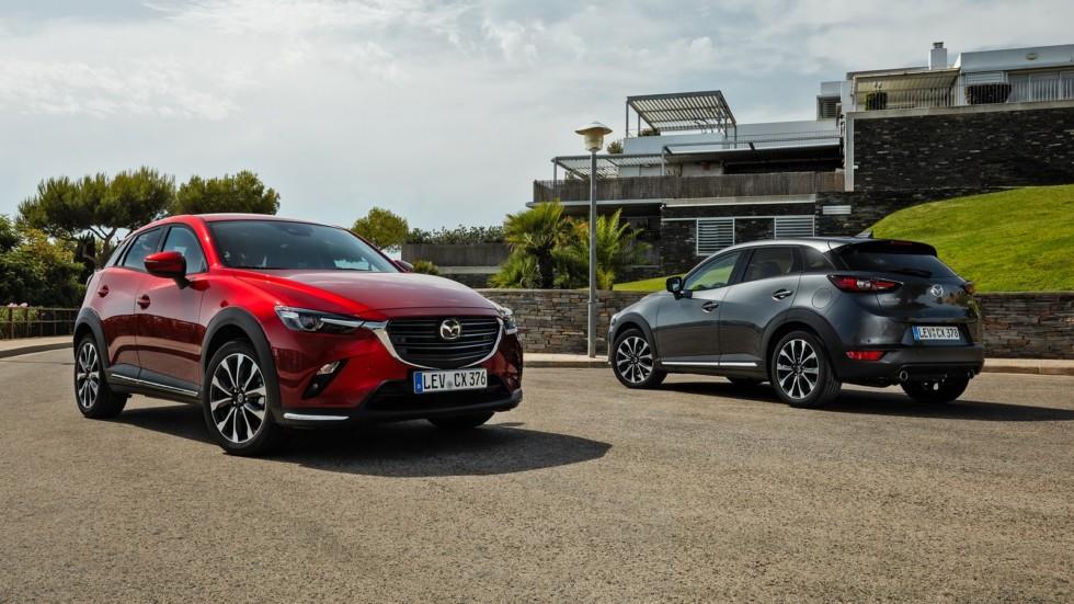 Mazda CX-3 Worldwide '2018–н.в.