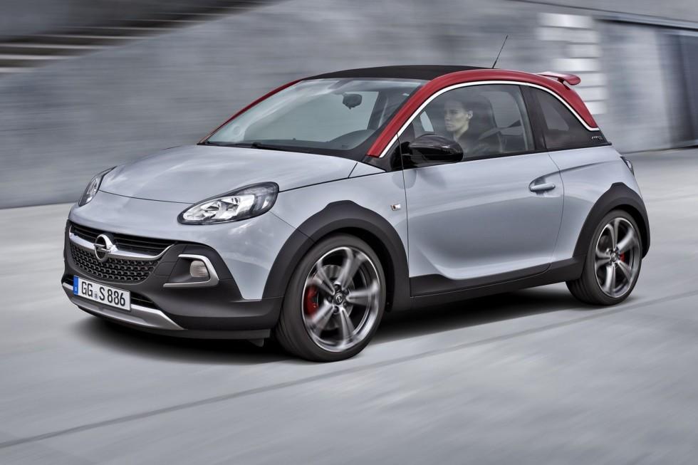 Opel Adam оказался слишком дорогим для А-класса и наследника не получит.