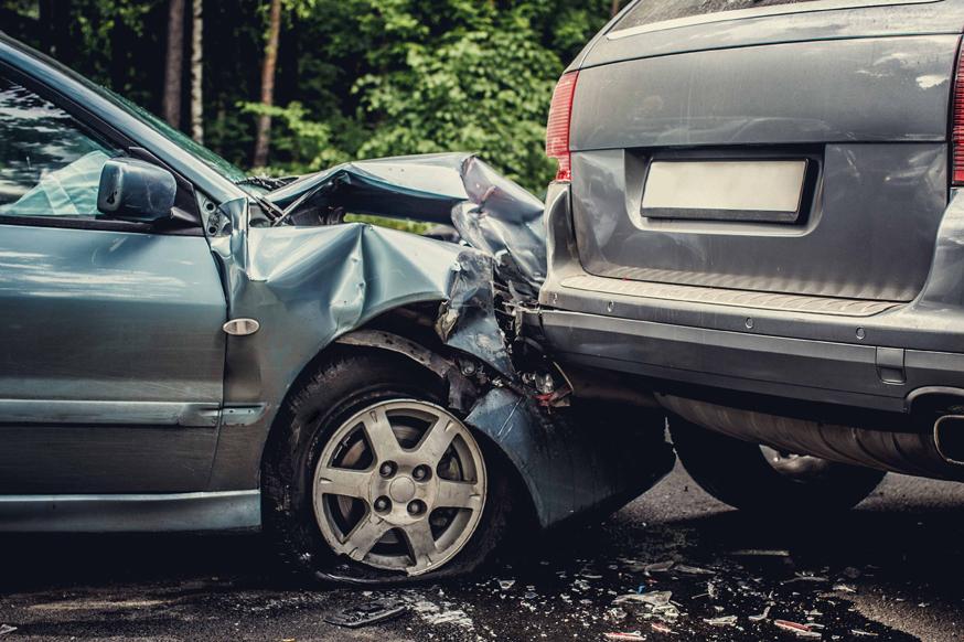 Впервые за несколько лет число ДТП по вине водителей выросло