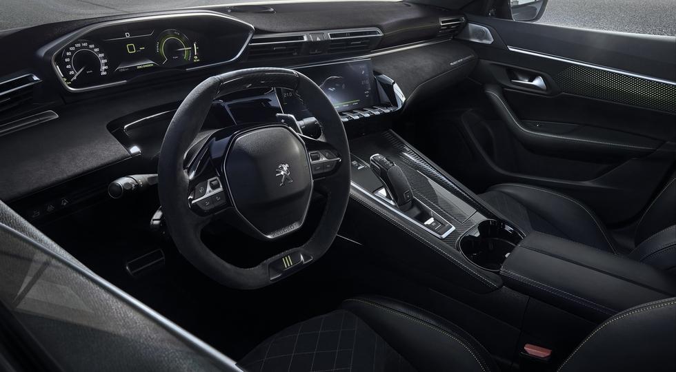 «Горячий» Peugeot 508: полный привод и 4,3 секунды до «сотни»
