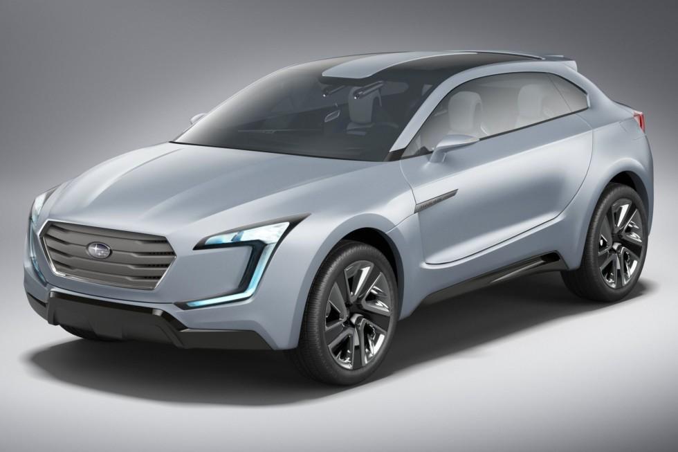 Subaru завоюет Европу на адреналине: анонсирован маленький кроссовер