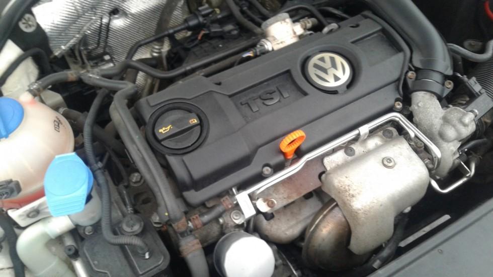 Volkswagen Jetta VI двигатель (1)