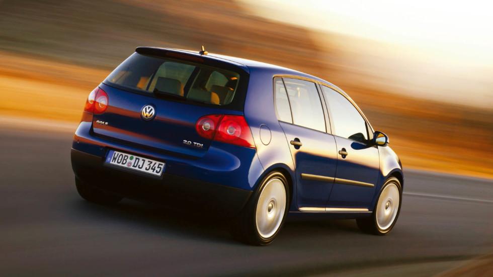 Volkswagen Golf (Typ 1K) '2003–08