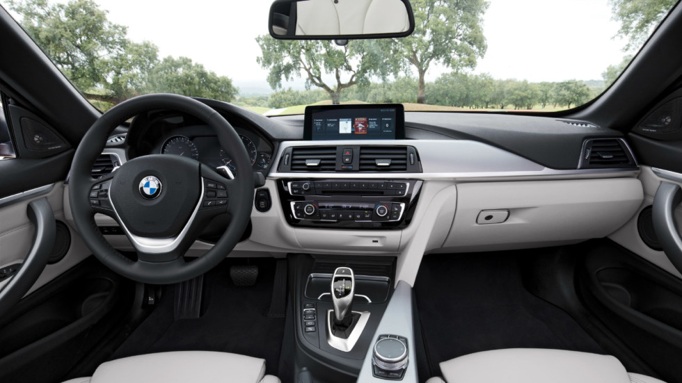 BMW 430i Cabrio Luxury Line (F33) '2017–н.в.