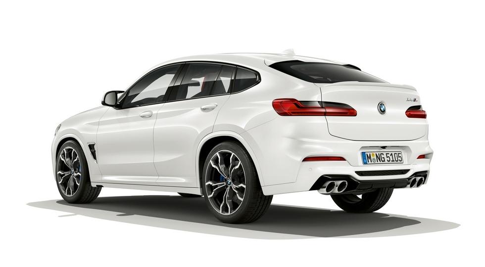 BMW X3 M и X4 M предложат в двух версиях: самые «злые» получили 510-сильный мотор