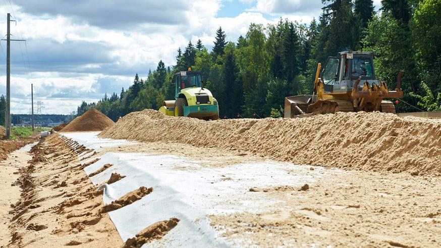 «Многострадальное» строительство ЦКАД: планируют утвердить новые сроки