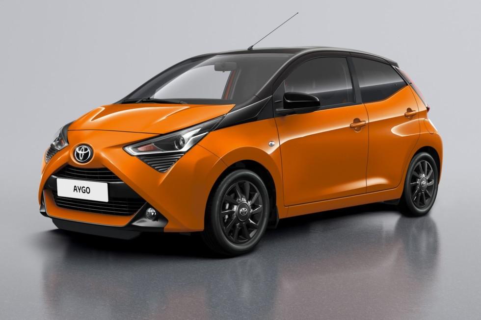 Toyota Aygo оказалась успешнее клонов от Peugeot и Citroen C1, но наследник, скорее всего, будет кроссовером либо кросс-хэтчбеком.