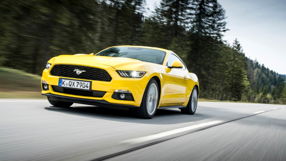 Ford Mustang EcoBoost Fastback '2014–н.в.