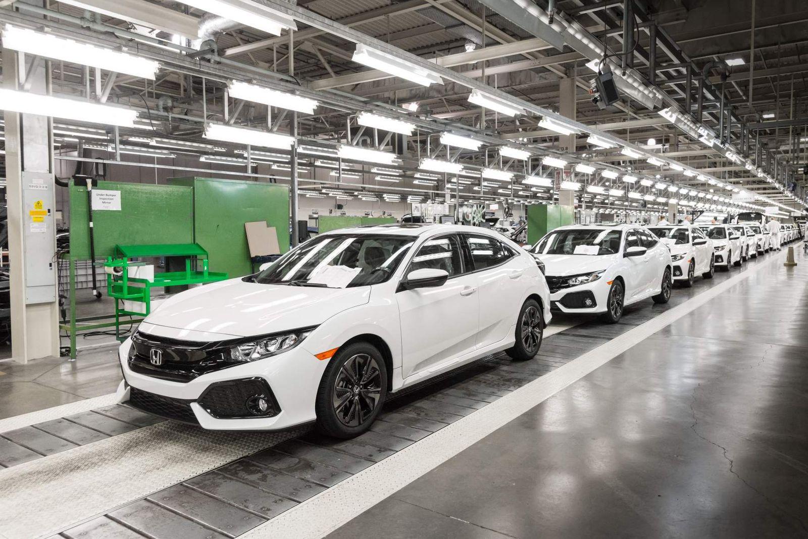 Хонда закроет крупный автомобильный завод вСоединенном Королевстве Великобритании
