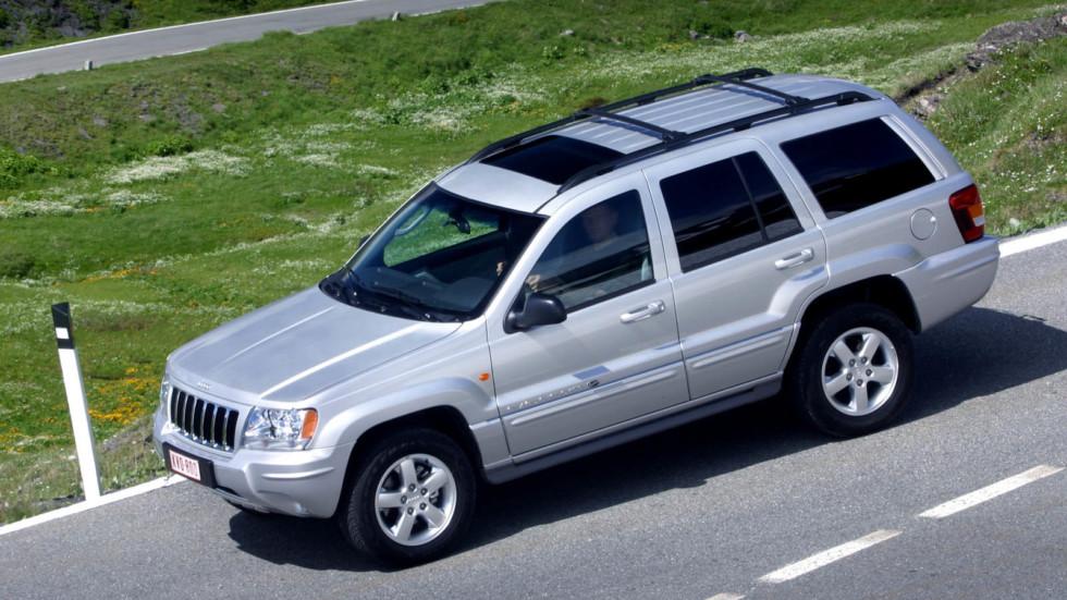 Jeep Grand Cherokee (WJ) '1999–2004