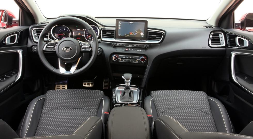 Семейство Kia Ceed: кроссовер, новое оборудование и гибридные версии