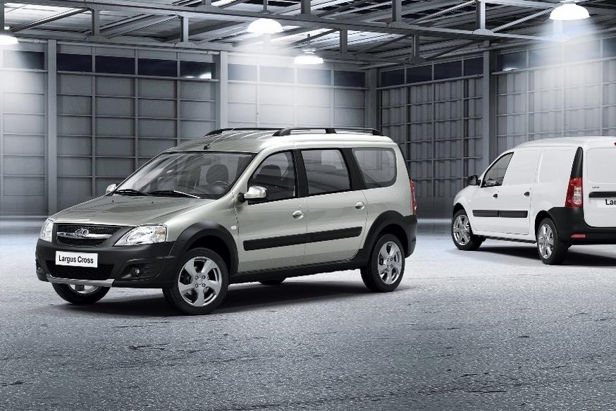 Битопливный Lada Largus: ограниченный выбор версий и плюс 70 тысяч к ценнику обычной модели