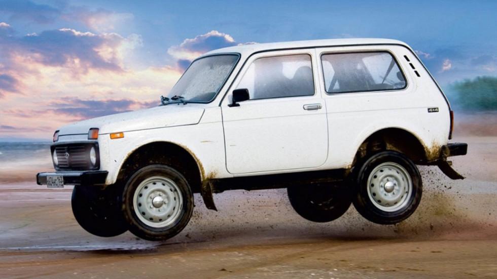 Lada 4x4 '2009–н.в.