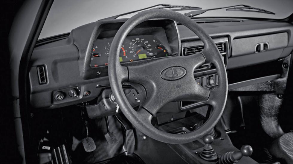 Салон Lada 4x4 '2009–н.в.